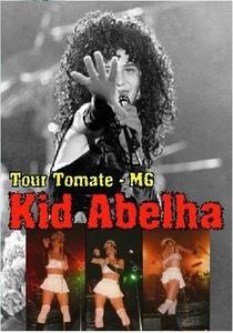 Kid Abelha: Show Tomate - Poster / Capa / Cartaz - Oficial 1