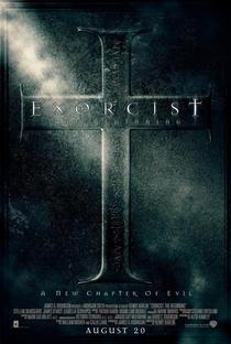 O Exorcista: O Início - Poster / Capa / Cartaz - Oficial 1