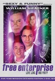 Free Enterprise - Poster / Capa / Cartaz - Oficial 1