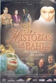 3 Histórias da Bahia - Poster / Capa / Cartaz - Oficial 1