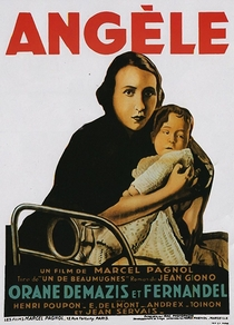 Angèle - Poster / Capa / Cartaz - Oficial 1