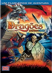 Dragões de Fogo e Gelo - Poster / Capa / Cartaz - Oficial 1
