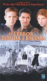 O Terror Ronda a Escola - Poster / Capa / Cartaz - Oficial 2