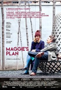O Plano De Maggie - Poster / Capa / Cartaz - Oficial 1