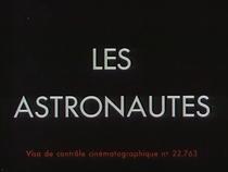 Les astronautes - Poster / Capa / Cartaz - Oficial 2