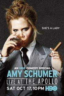 Amy Schumer: Live from the Apollo - Poster / Capa / Cartaz - Oficial 1