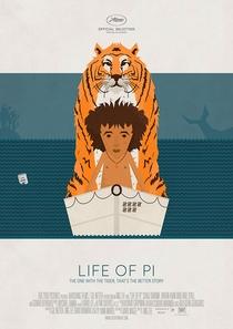 As Aventuras de Pi - Poster / Capa / Cartaz - Oficial 11