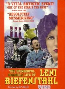 Leni Riefenstahl - A Deusa Imperfeita - Poster / Capa / Cartaz - Oficial 1