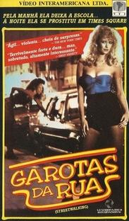 Garotas da Rua - Poster / Capa / Cartaz - Oficial 1