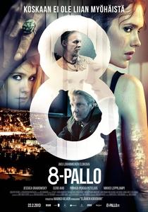 8-Pallo - Poster / Capa / Cartaz - Oficial 2