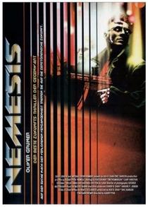 Nemesis - O Exterminador de Andróides - Poster / Capa / Cartaz - Oficial 3
