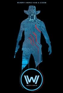 Westworld (1ª Temporada) - Poster / Capa / Cartaz - Oficial 4