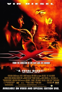 Triplo X - Poster / Capa / Cartaz - Oficial 4