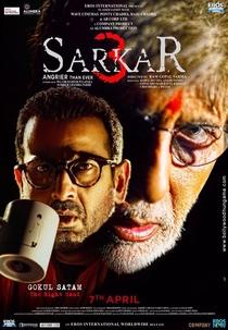 Sarkar 3 - Poster / Capa / Cartaz - Oficial 5