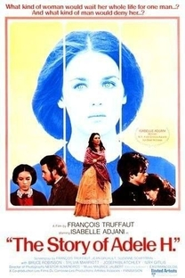 A História de Adèle H. - Poster / Capa / Cartaz - Oficial 5
