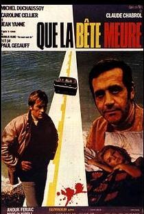 A Besta Deve Morrer  - Poster / Capa / Cartaz - Oficial 3