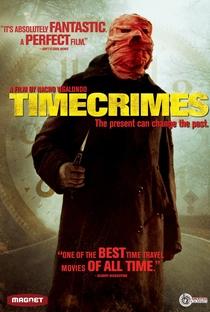Crimes Temporais - Poster / Capa / Cartaz - Oficial 12
