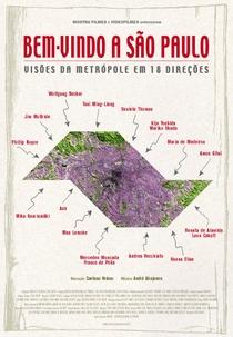 Bem-vindo a São Paulo - Visões da Metrópole em 18 Direções - Poster / Capa / Cartaz - Oficial 1