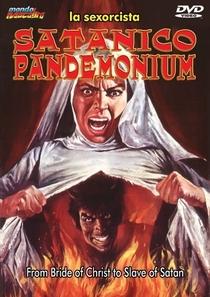 Satânico Pandemonium - Poster / Capa / Cartaz - Oficial 1