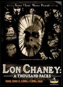 Lon Chaney: A Thousand Faces - Poster / Capa / Cartaz - Oficial 1