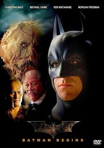 Batman Begins - Poster / Capa / Cartaz - Oficial 17