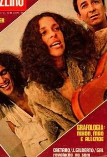 Especial: Caetano, Gal Costa e João Gilberto - Poster / Capa / Cartaz - Oficial 1