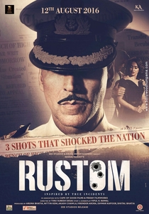 Rustom - Poster / Capa / Cartaz - Oficial 1