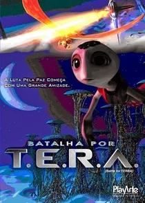 Batalha por T.E.R.A. - Poster / Capa / Cartaz - Oficial 3