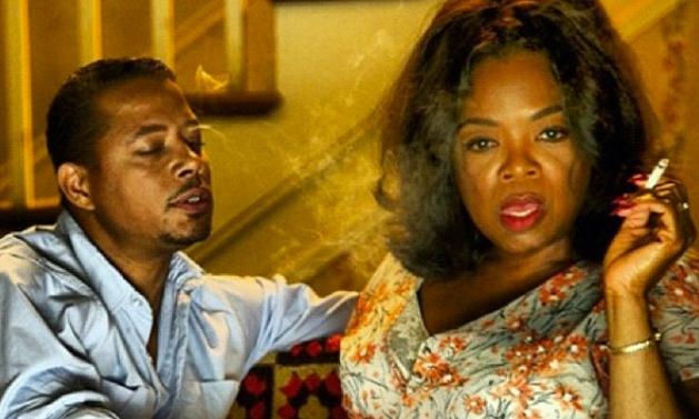 Terrence Howard fala das cenas de sexo com Oprah em novo filme