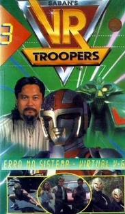 VR Troopers - Poster / Capa / Cartaz - Oficial 2
