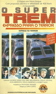 O Super Trem - Expresso Para O Terror - Poster / Capa / Cartaz - Oficial 2