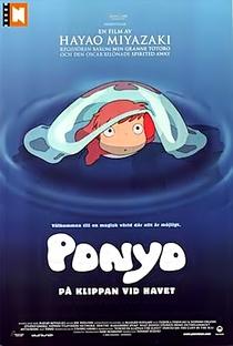 Ponyo: Uma Amizade que Veio do Mar - Poster / Capa / Cartaz - Oficial 23