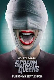 Scream Queens (2ª Temporada) - Poster / Capa / Cartaz - Oficial 1