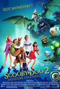 Scooby-Doo 2: Monstros à Solta - Poster / Capa / Cartaz - Oficial 15