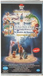 Pagemaster – O Mestre da Fantasia - Poster / Capa / Cartaz - Oficial 6