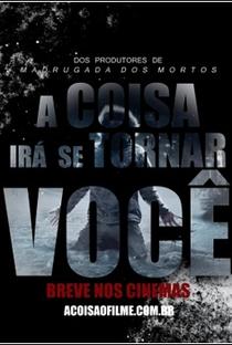 A Coisa - Poster / Capa / Cartaz - Oficial 4