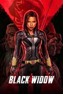 Viúva Negra - Poster / Capa / Cartaz - Oficial 3