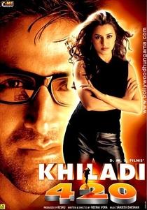 Khiladi 420 - Poster / Capa / Cartaz - Oficial 1