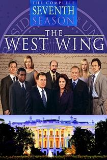 West Wing: Nos Bastidores do Poder (7ª Temporada) - Poster / Capa / Cartaz - Oficial 4