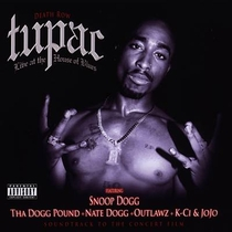 Tupac: Live at the House of Blues - Poster / Capa / Cartaz - Oficial 1
