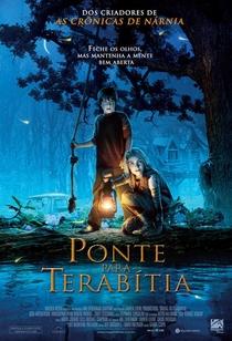 Ponte para Terabítia - Poster / Capa / Cartaz - Oficial 7