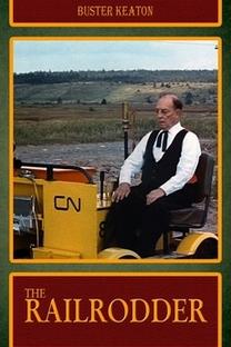 The Railrodder - Poster / Capa / Cartaz - Oficial 3