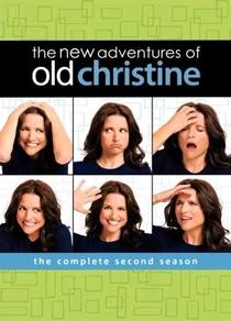 As Novas Aventuras da Velha Christine (2ª Temporada) - Poster / Capa / Cartaz - Oficial 1