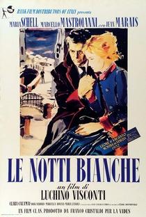 Noites Brancas - Poster / Capa / Cartaz - Oficial 2