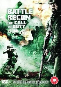 Battle Recon - Poster / Capa / Cartaz - Oficial 1