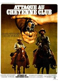 Cheyenne - Poster / Capa / Cartaz - Oficial 5