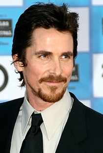 Christian Bale - Poster / Capa / Cartaz - Oficial 9