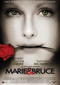 Marie & Bruce - Poster / Capa / Cartaz - Oficial 1