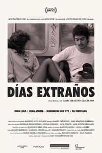Strange Days - Poster / Capa / Cartaz - Oficial 1