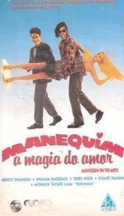 Manequim - A Magia do Amor - Poster / Capa / Cartaz - Oficial 6